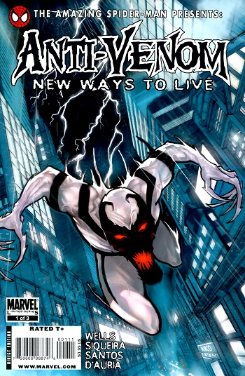 Anti-Venom - New Ways to Live