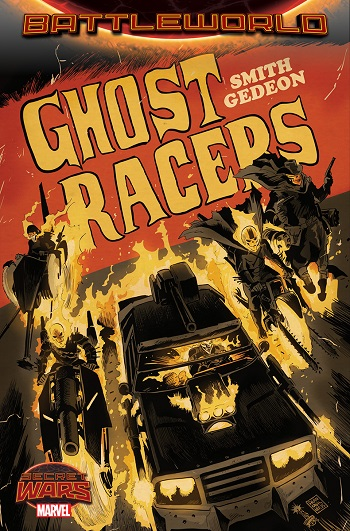 Ghost Racers