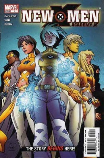 New X-Men v2 - Academy X